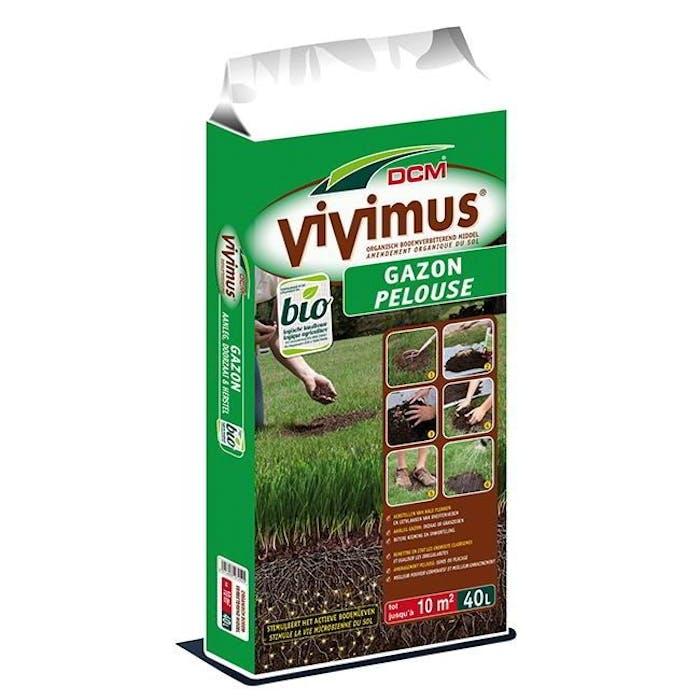 DCM VIVIMUS® GAZON 40 L - BIO