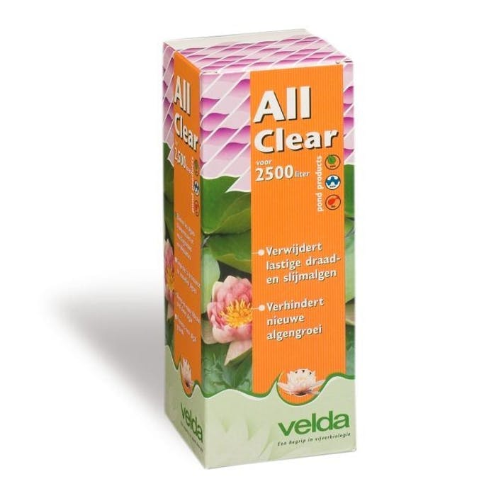 All clear 250 ml