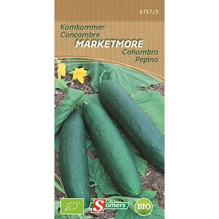 Komkommer Marketmore