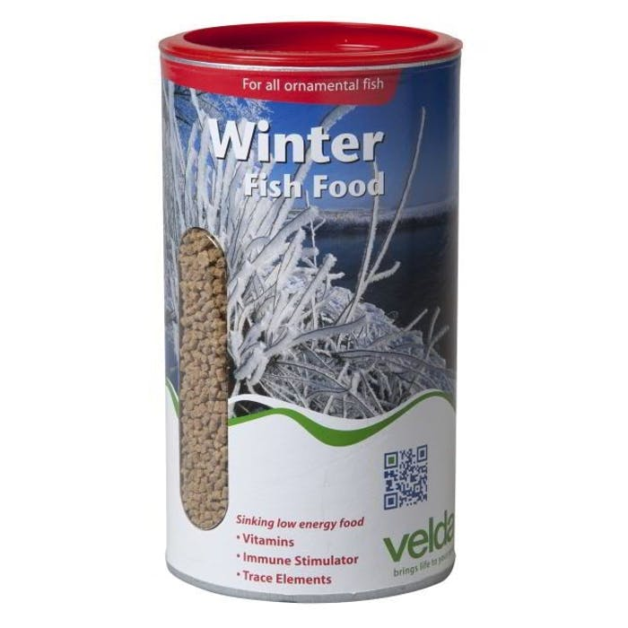 Winter fish food 1350 g/2500 ml
