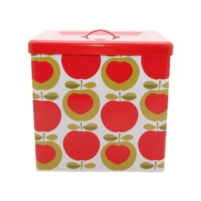 Broodtrommel 'Apple Heart' 29x21x30cm
