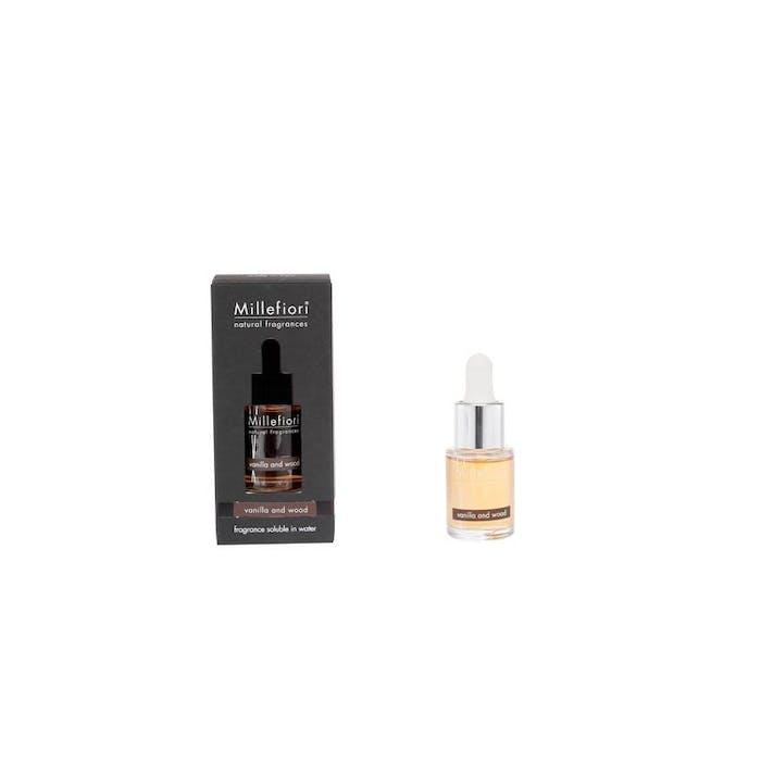 Fragrance hydrosoluble vanilla & wood