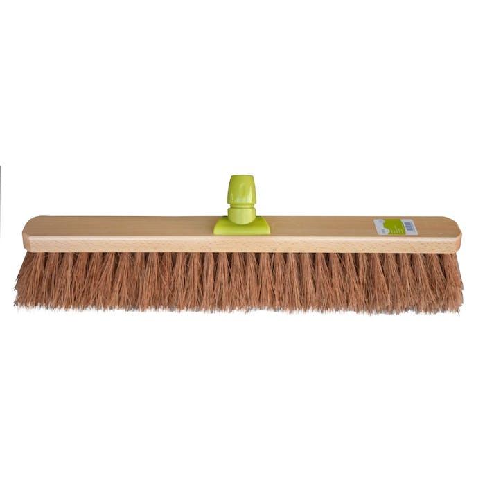 Linea wood zaalveger 60 cm coco