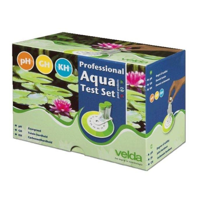 Professional aqua testset ph/gh/kh