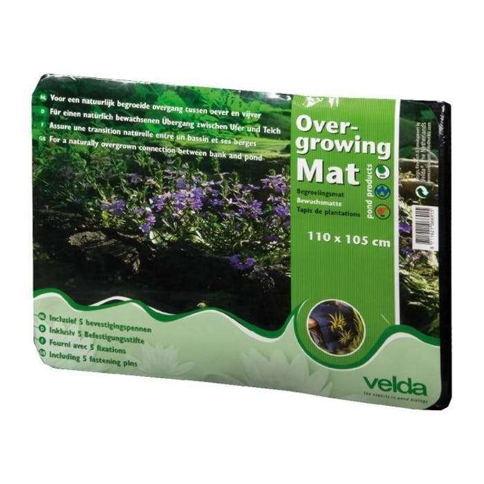 Overgrowing mat 110 x 105 cm