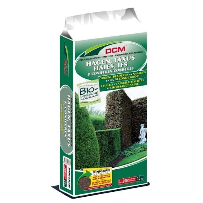 DCM Meststof Hagen,Taxus & Coniferen 10 kg - BIO
