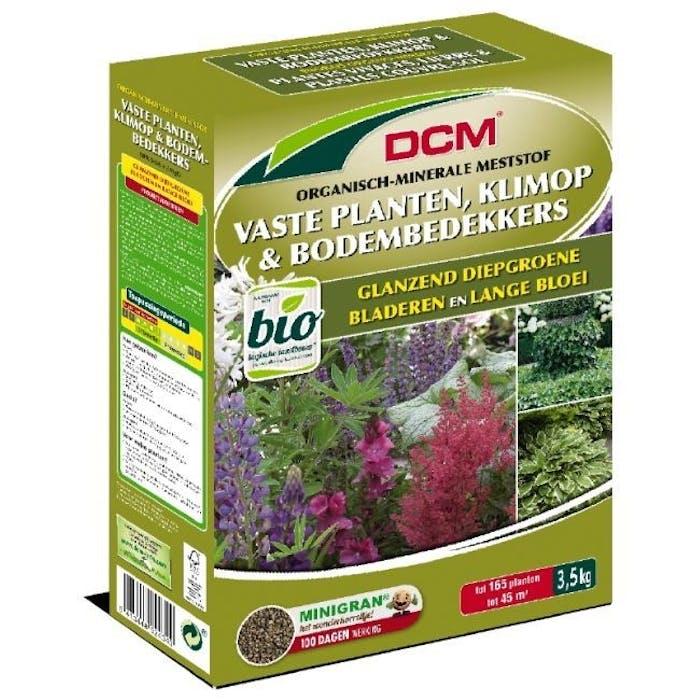 DCM Meststof Vaste Planten, Klimop & Bodembedekkers 3,5 kg - BIO