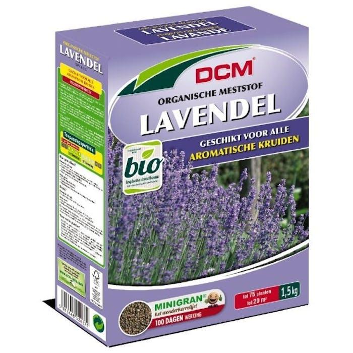 DCM Meststof Lavendel 1,5 kg - BIO