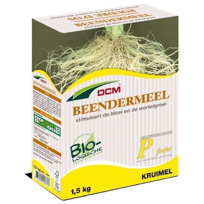 DCM Beendermeel 1,5 kg - BIO