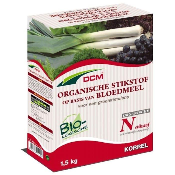 DCM Organische stikstof op basis van bloedmeel 1,5 kg - BIO