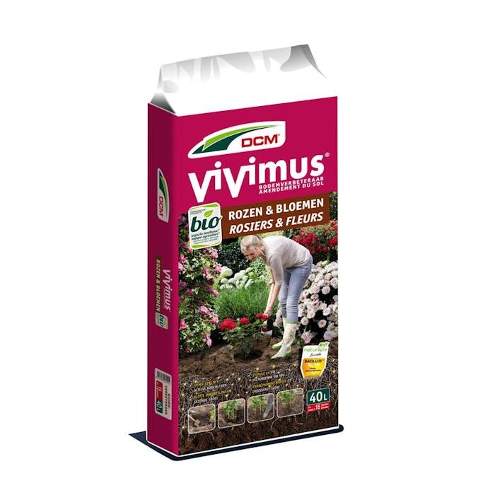 DCM Vivimus® Rozen & Bloemen 40 L - BIO