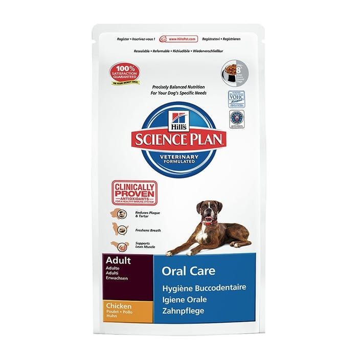 Hill's™ science plan™ canine adult oral care chicken