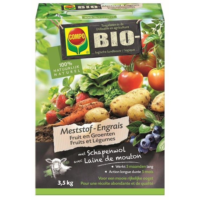 Bio Meststof Fruit & Groenten