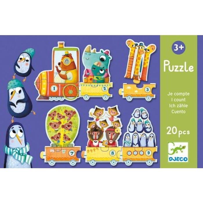 Puzzel - I Count