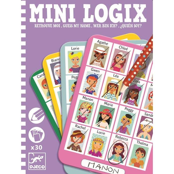 Mini Logic - Wie is het -Meisjes