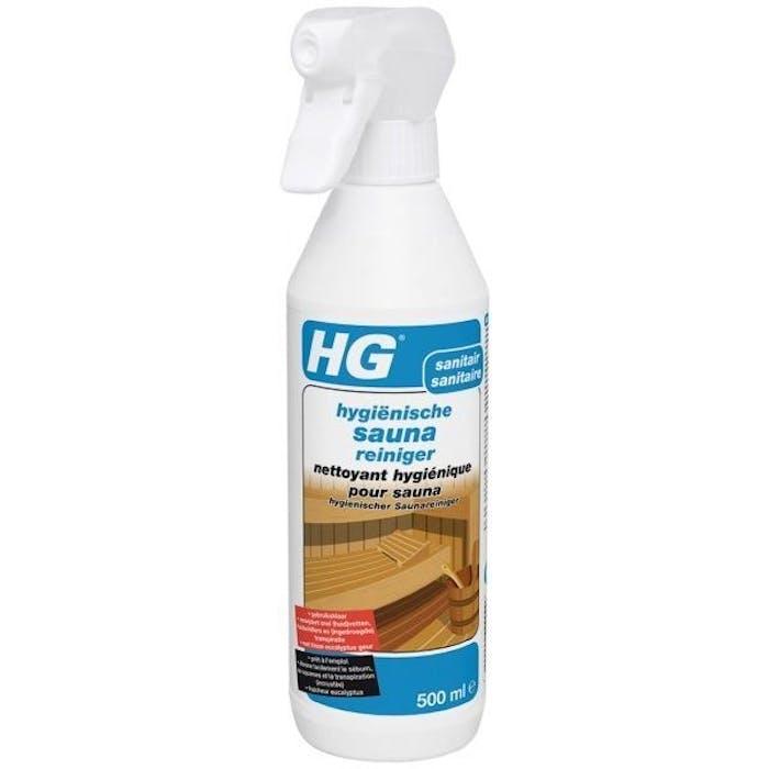 HG Hygiënische sauna reiniger