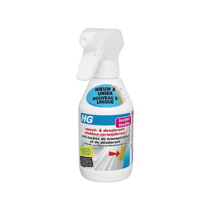 HG zweet- & deodorantvlekken verwijderaar