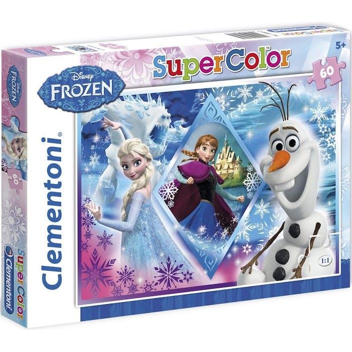 Frozen puzzel 60 stuks