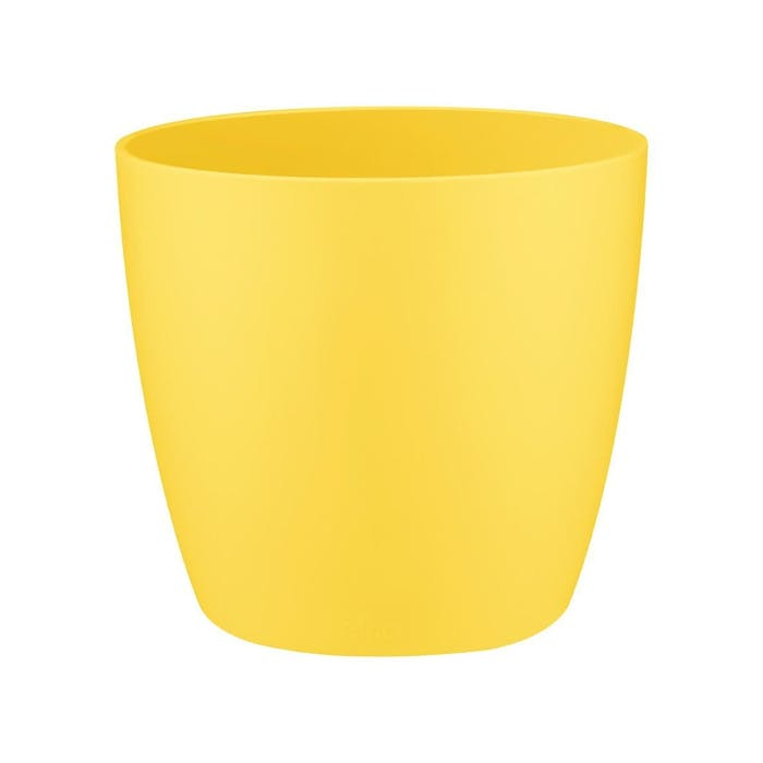 Brussels Rond Mini 7Cm Happy Yellow
