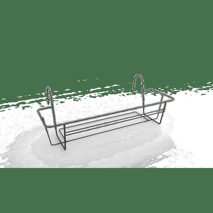 Green Basics Balkonrek 60Cm Antraciet