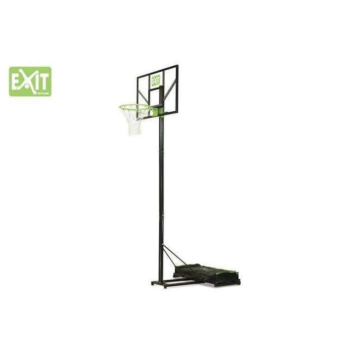 Basketbalpaal op voet (comet)