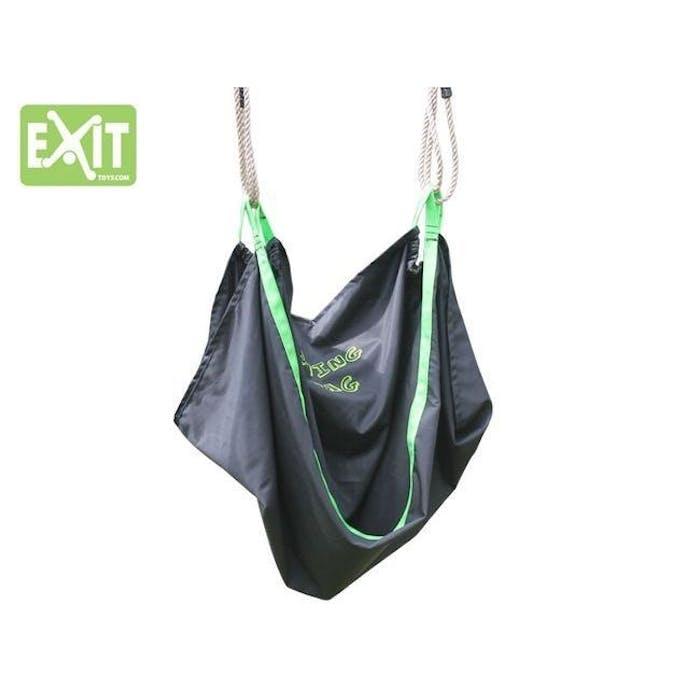 Swingbag (groen/zwart)