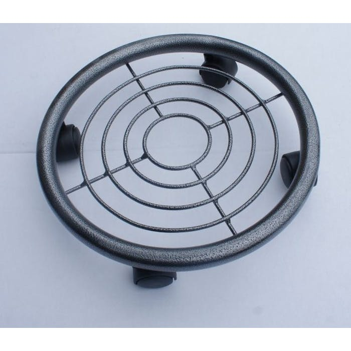 Planttrolley- kuiproller - metaal 35cm