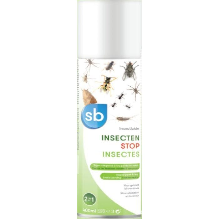 SB Insecten stop