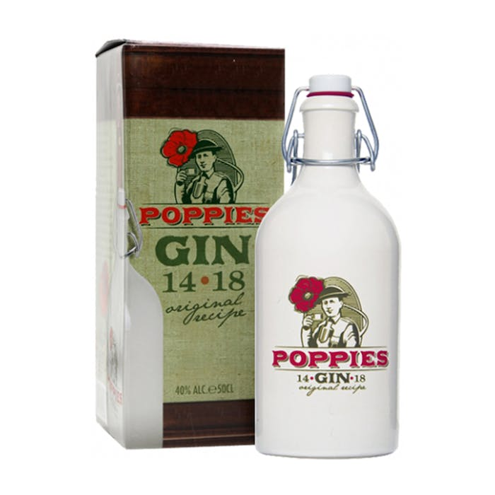 Poppies Gin 40%