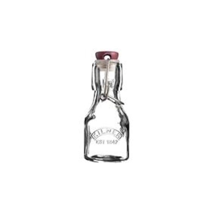 Kilner Ronde Mini Fles Met Beugelsluiting 70ml