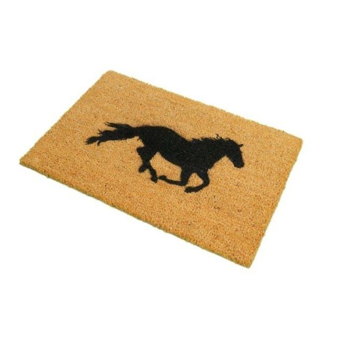 Deurmat - Horse