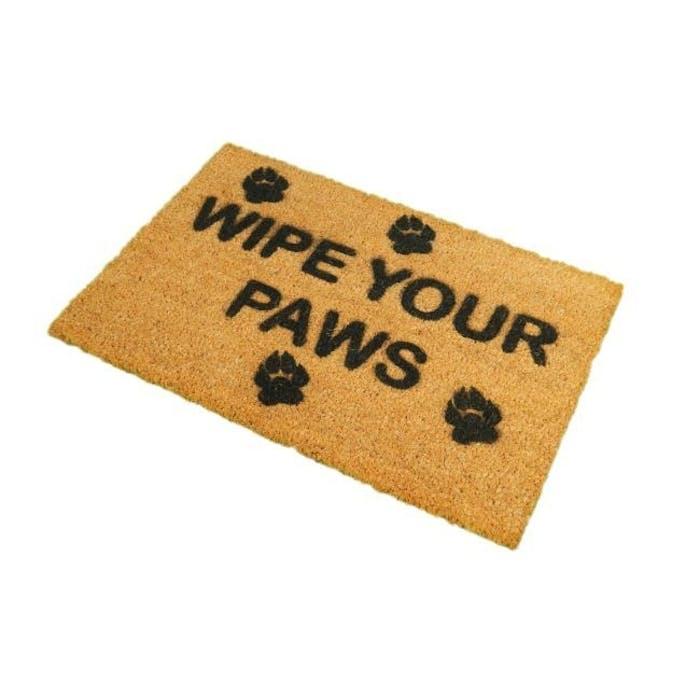 Deurmat - Wipe your paws
