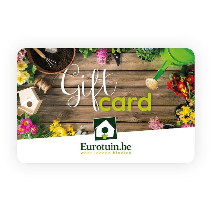 Cadeaubon Gift Card 100€