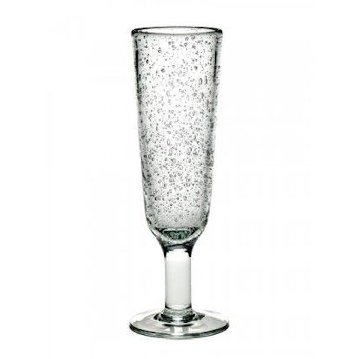 Set/4 Champagneglas Pascale Giftbox