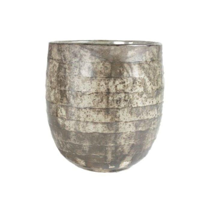 Taglio pot bol oud zilver (p15h16)