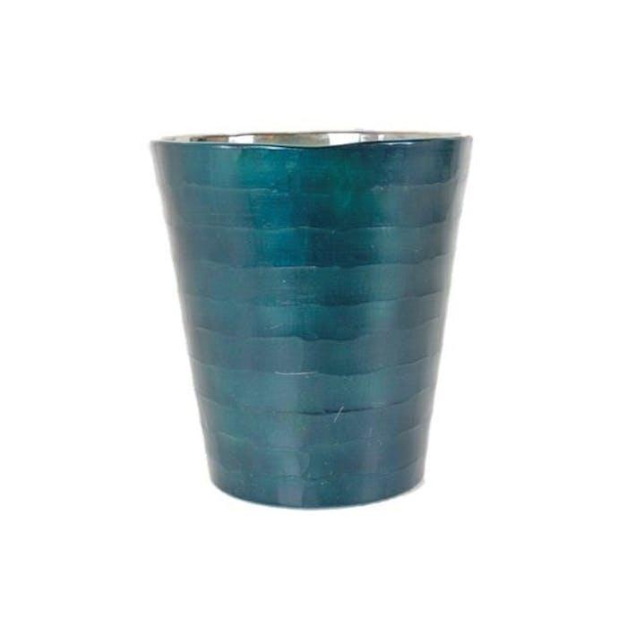 Taglio pot conisch donker blauw (p15h16)