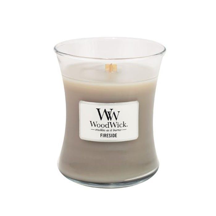Ww Medium Candle Fireside