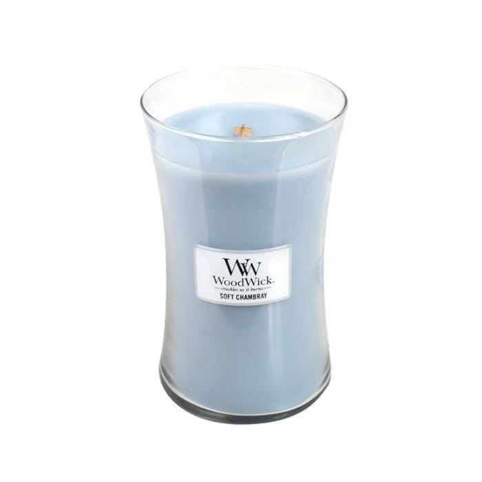 Ww Candle Large Soft Chambray