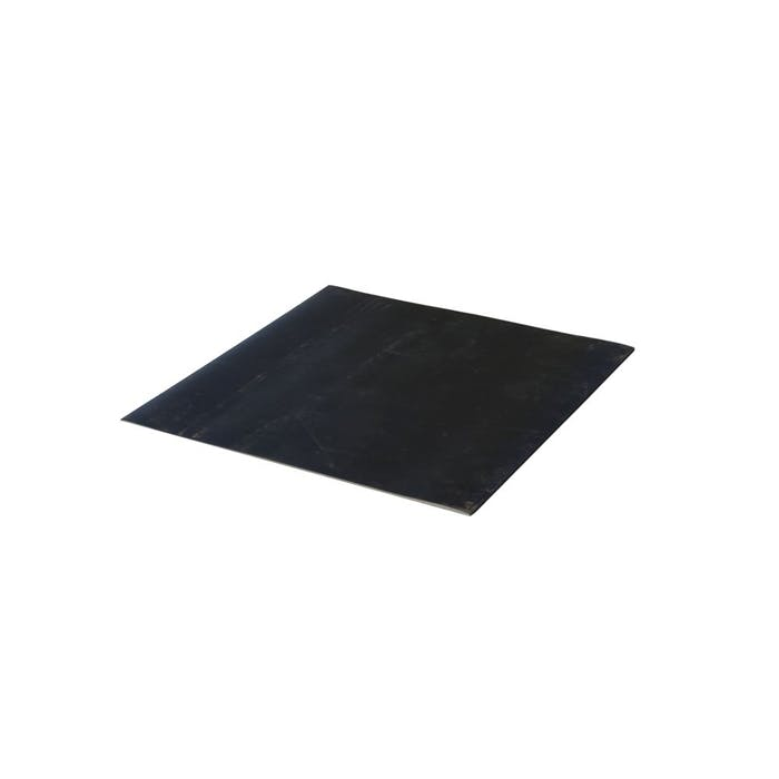 Anti contact mat Tiger Fire Rond 88 + vierkante sokkel