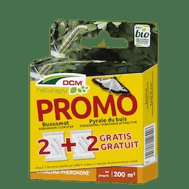 DCM Cydalima-Pheromone® 2 capsules - BIO