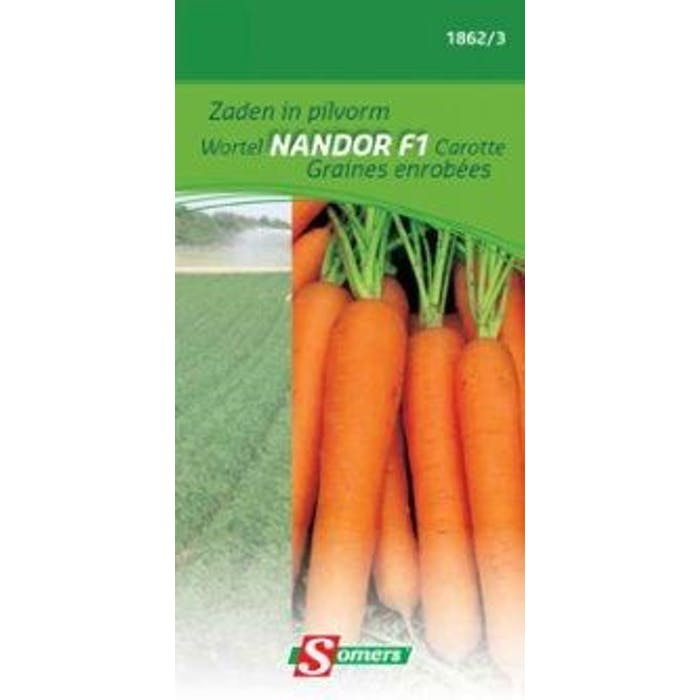 Wortelen Nandor f1 pillen