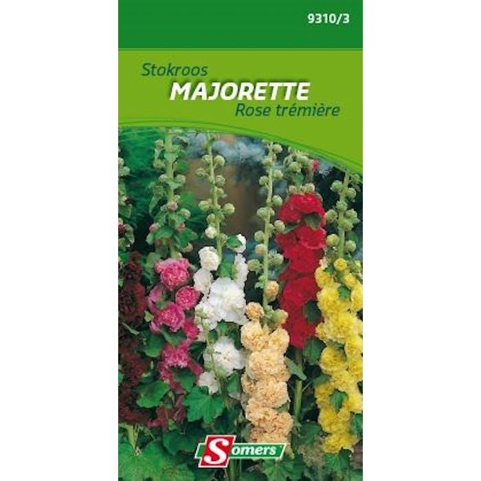 Stokroos Majorette