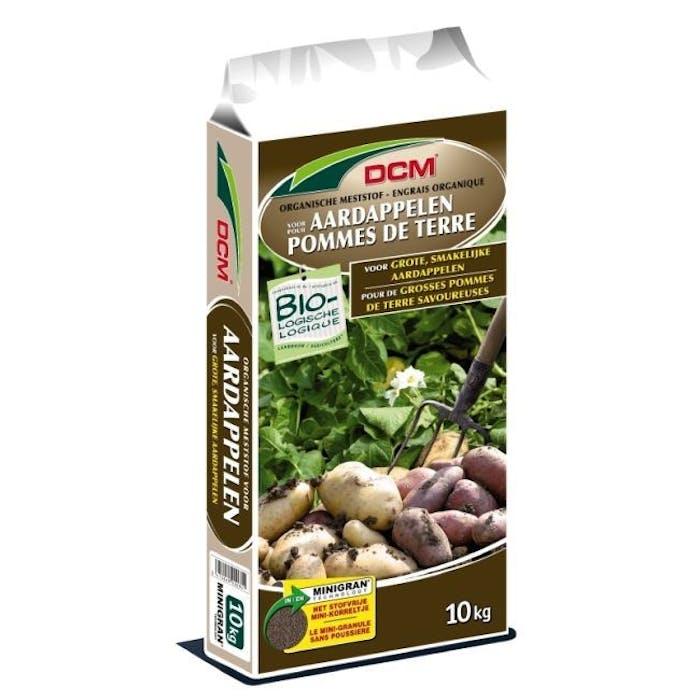 DCM Meststof Aardappelen 10 kg - BIO
