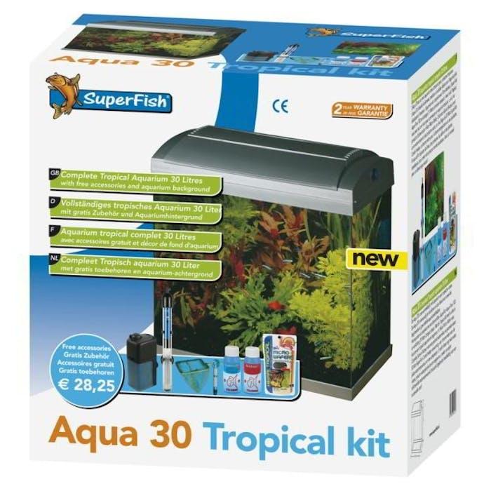 Aquarium set - Aqua 30 Tropical Kit