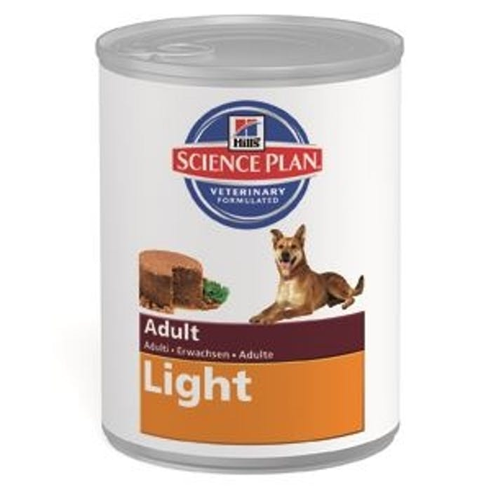 Hill's™ science plan™ canine adult light chicken