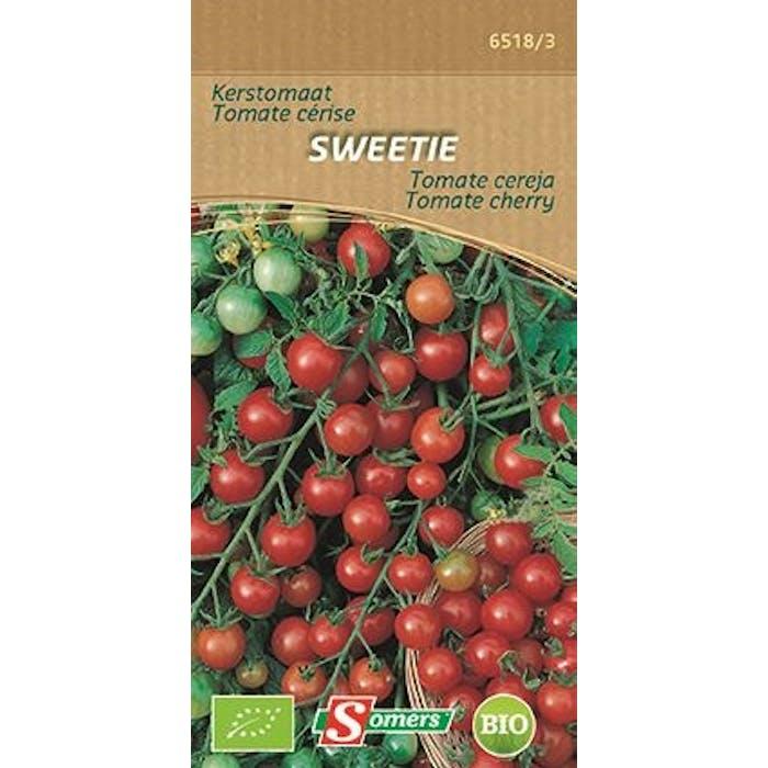 Kerstomaat Cherry Sweet