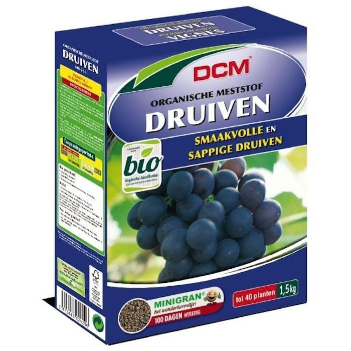 DCM Meststof Druiven 1,5 kg - BIO