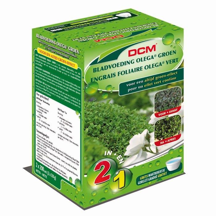 DCM Bladvoeding Olega® Groen 0,2 + 0,2 L