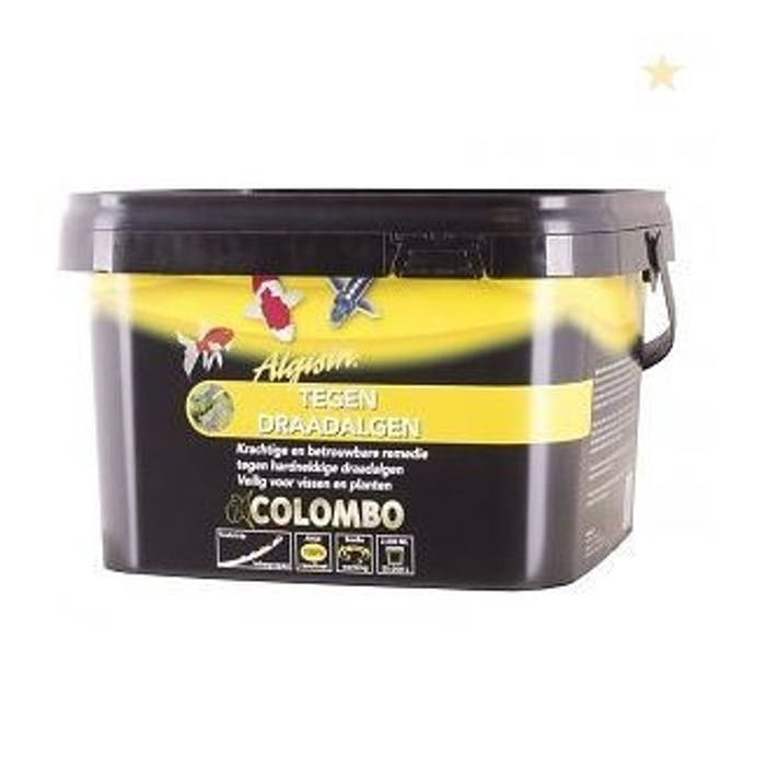 Colombo algisin 2.500 ml nl+f