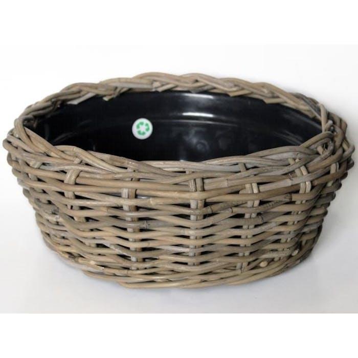 Drypot terrasschaal d46h18